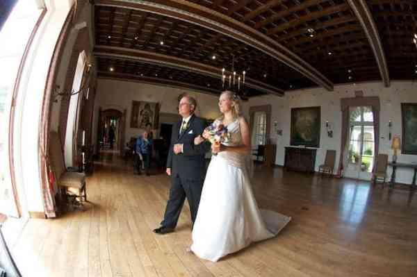 Here's how you use the Nikon 10.5mm Fisheye in weddings