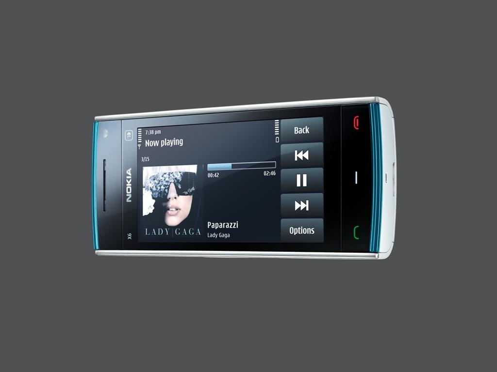 Gallery Nokia X6 TechGeek