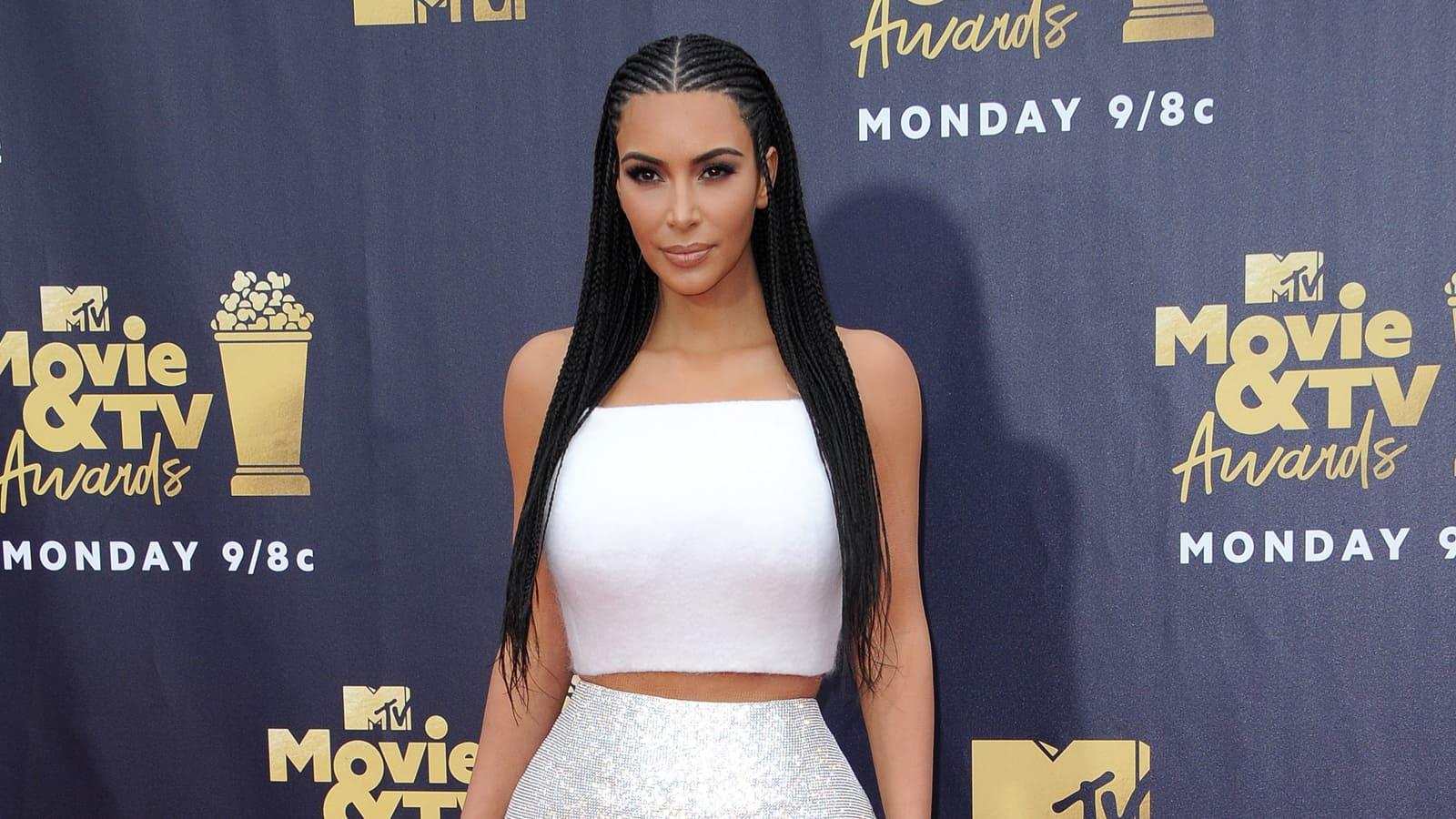 "Kim Kardashian Endorses CBD: ""It Saved My Life"""