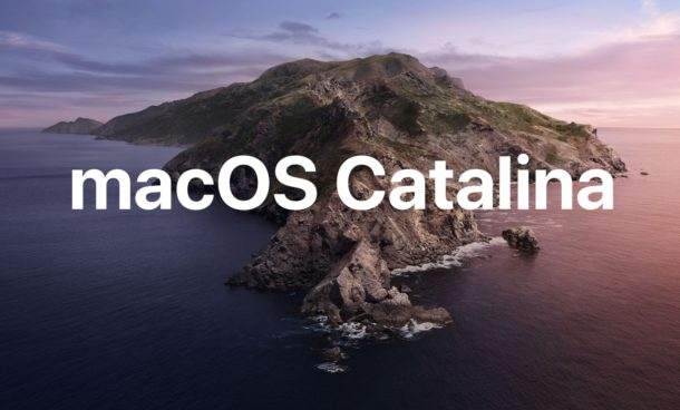 What's New With MacOS Catalina