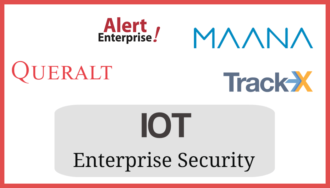 IoT startups enterprise security