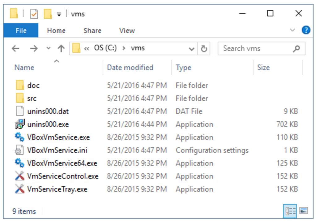 vboxvmservice-files