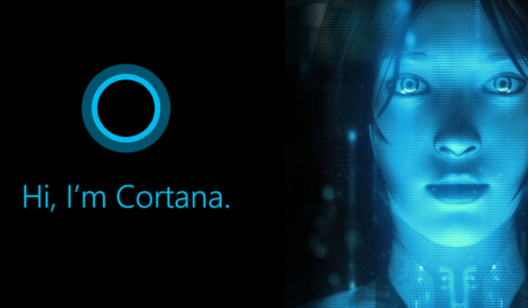 Windows 10 Cortana