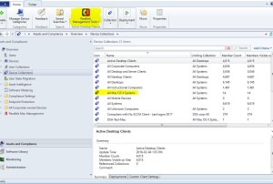 Managing Mac puters with Windows ConfigMgr? Yes, you can