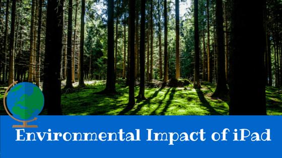 environmental-impact-of-ipad
