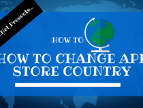 How to Change App Store country in iOS 9