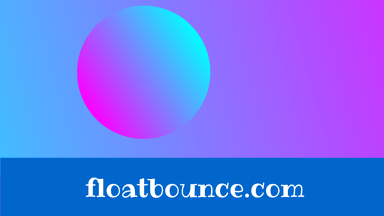 float-bounce