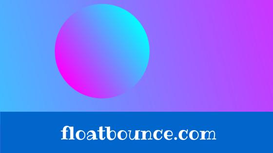 float-bounce