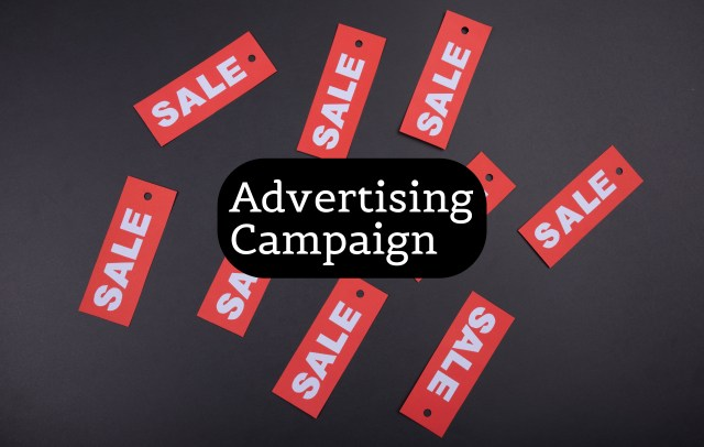 Launch Advertising Campaign
