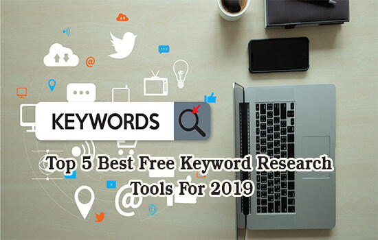 keyword research tools 2019