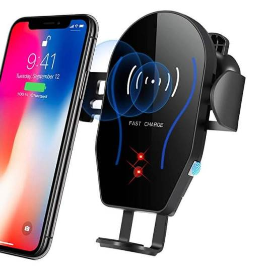 wireless car charger for 2020
