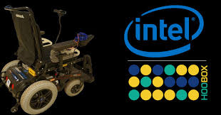 World's First AI-Driven Wheelchair From Intel And Hoobox Robotics