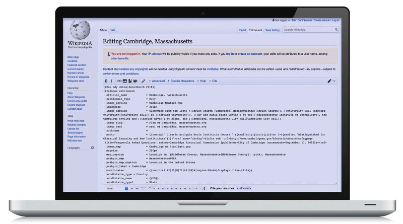 MIT CSAIL's AI Automatically Rewrite Outdated Wikipedia Articles