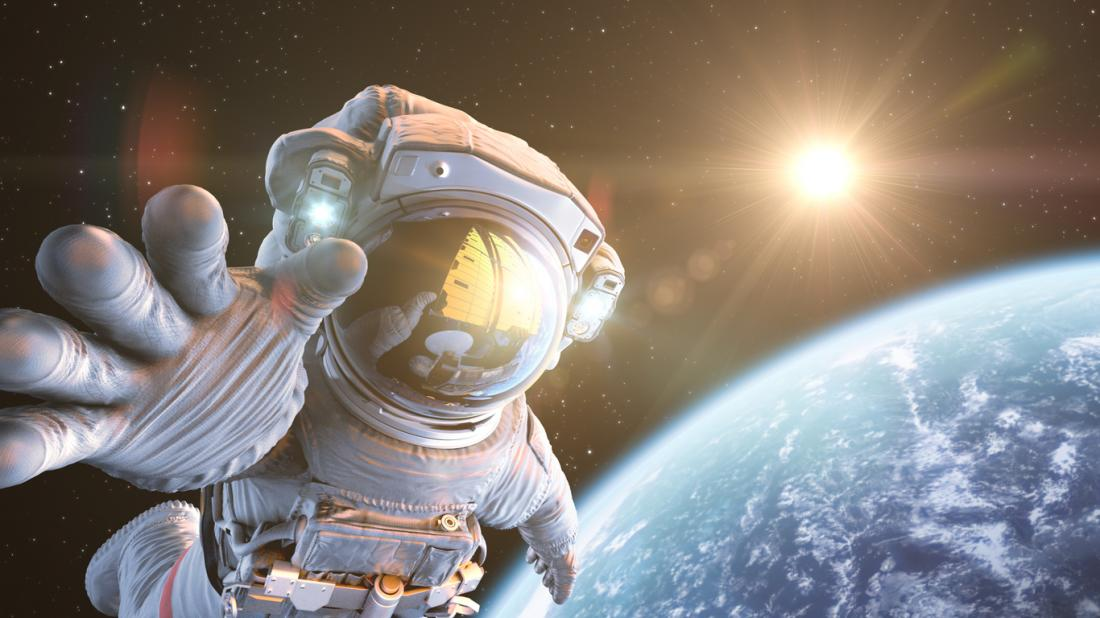 NASA is recruiting astronauts. And there are two basic requirements to apply