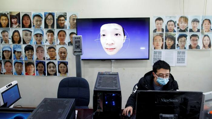 How China built facial recognition for people wearing masks