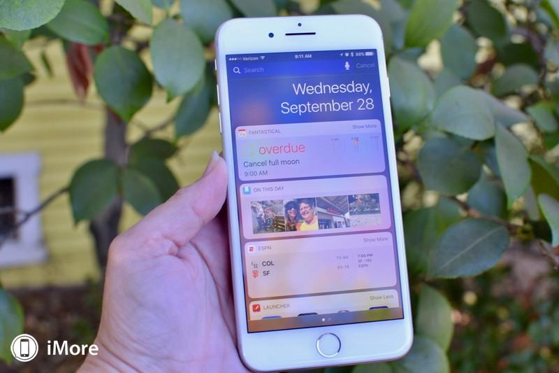 Best Lock screen widgets for iOS 10  TechGreatest
