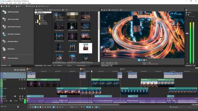Vegas Pro - Adobe Premiere alternative for Windows