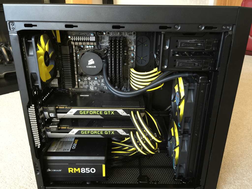 23 Examples Of Good Cable Management (to Inspire Your Next