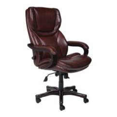Guy Brown Office Chairs Saarinen Executive Armless Chair The 7 Best Big And Tall For Different Budgets Serta