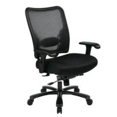Best Big And Tall Office Chairs 2018 Harwick Extra Drafting Chair The 7 For Different Budgets Space Seating Airgrid
