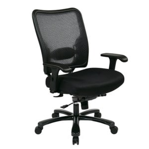 big and tall office chairs captain suv the 7 best for different budgets space seating airgrid