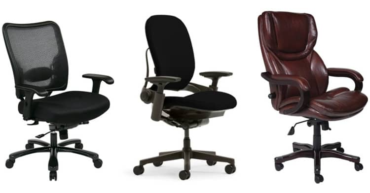 chair for office swivel orange the 7 best big and tall chairs different budgets