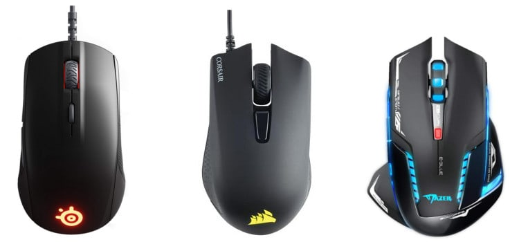 Best Cheap Gaming Mouse 6 Affordable Mice Under 30 2019