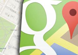 google map icon and tips