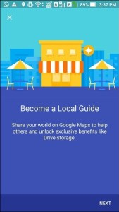 become local guide on google map