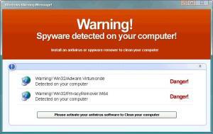 fake anti-virus program