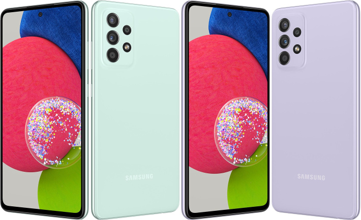 Samsung A52s 5G Full specifications