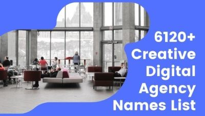Creative Digital Agency Names List
