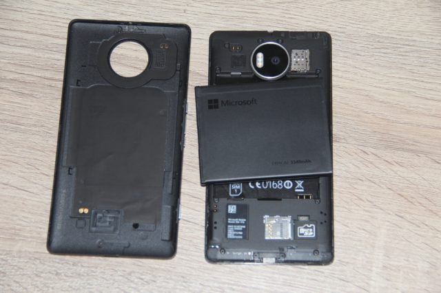 Microsoft Lumia 950XL Battery