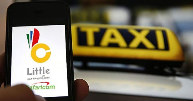 Safaricom-Little-Cabs