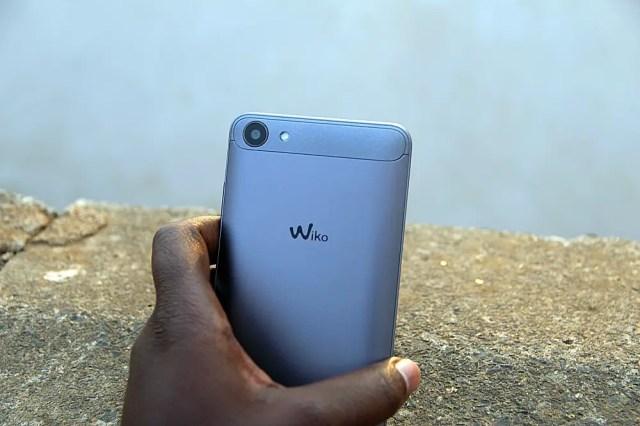 wiko K-kool Camera