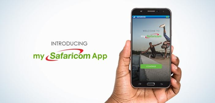 MySafaricom App: What it can do for you.