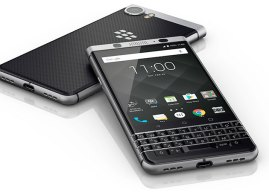 The BlackBerry KeyOne brings back the QWERTY Keyboard