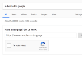Google now lets you submit URLs for indexing straight from Search