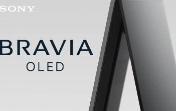A1 BRAVIA OLED TV