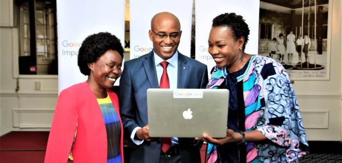 First African Google Impact Challenge Kicks off in Kenya