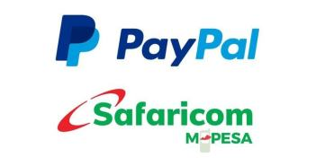 How to top up your PayPal account via M-Pesa in Kenya
