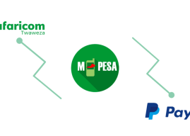 How to withdraw money from PayPal to M-Pesa in Kenya