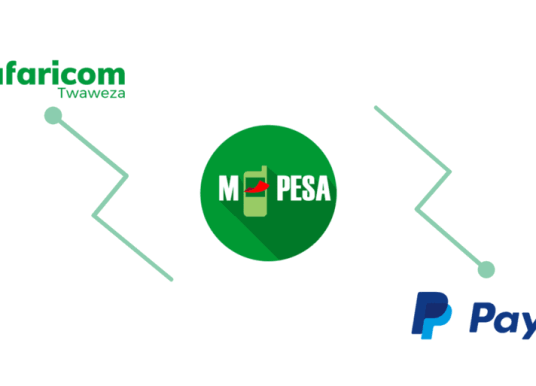 How to link Safaricom M-Pesa to PayPal Account