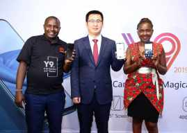 Huawei Y9 Prime 2019 officially launched in Kenya