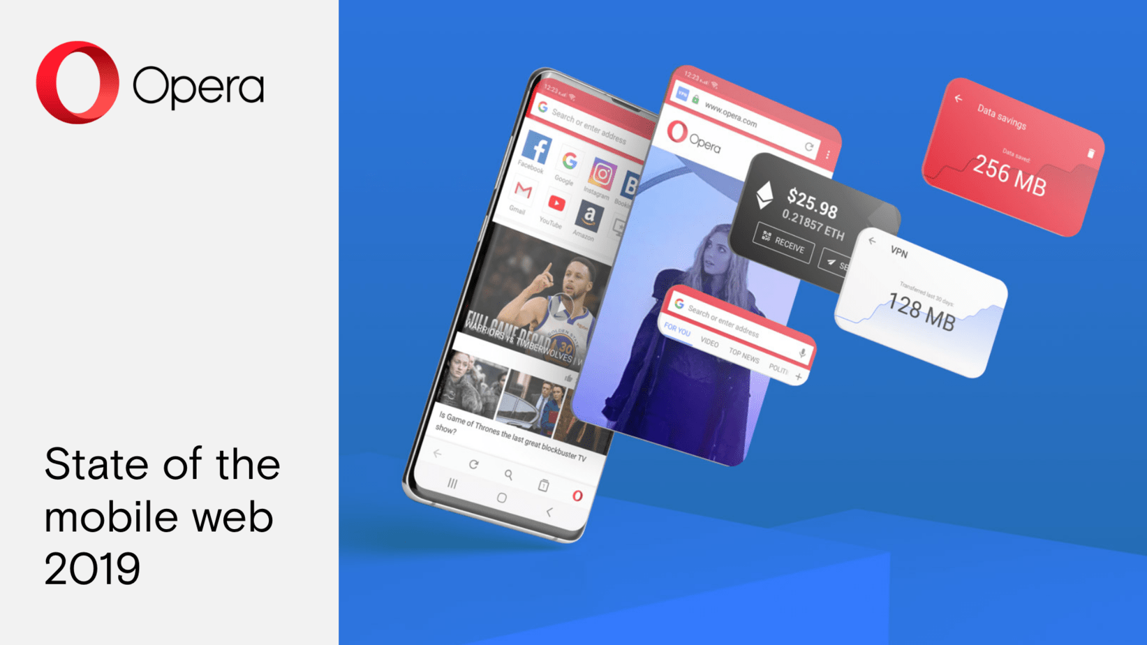 Opera mini launches 2019 State of Mobile Web Report for Africa