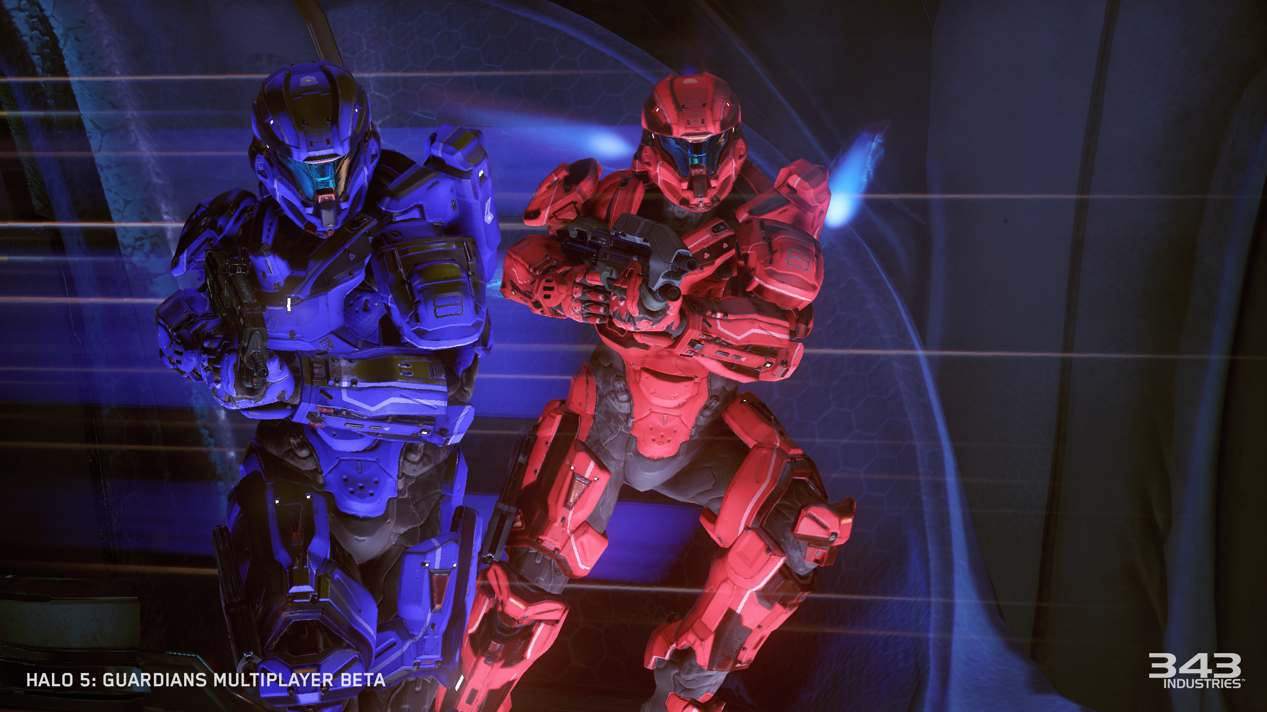 First Look Halo 5 Guardians Multiplayer Beta Video