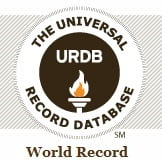 URDB world record
