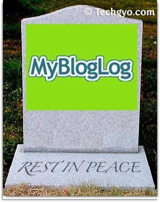 Yahoo! mybloglog Rest In Peace