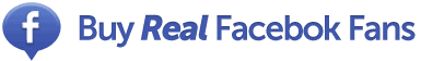 buy real facebook fans logo