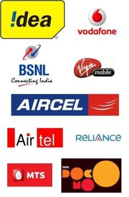 Mobile operators in india